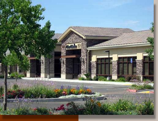 Granite Bay Pavilions Roseville CA - G.R. Landscape Architect